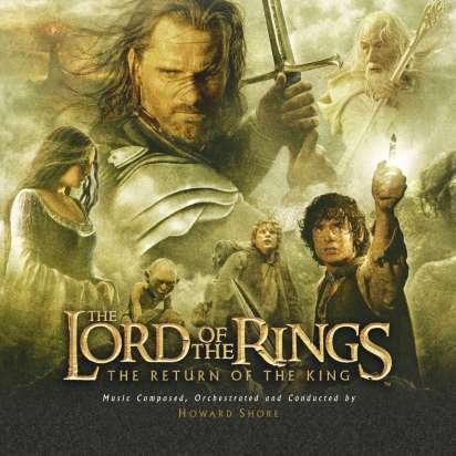 Filmmusik Der Herr Der Ringe 3 Die Rückkehr Des Königs Cd Jpc
