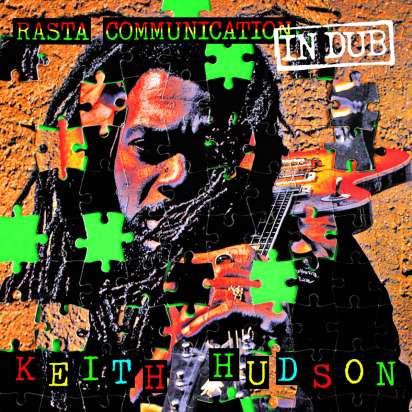 Keith Hudson: Rasta Communication In Dub, LP