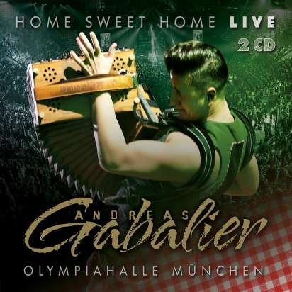 Andreas Gabalier Home Sweet Home Live Olympiahalle München 2 Cds