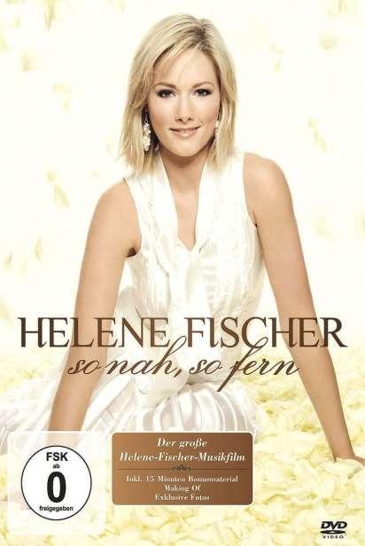 Helene Fischer So Nah So Fern Dvd Jpc