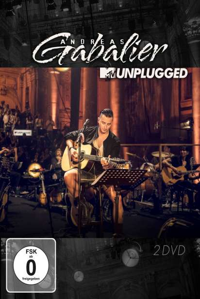 Andreas Gabalier Mtv Unplugged 2 Dvds Jpc