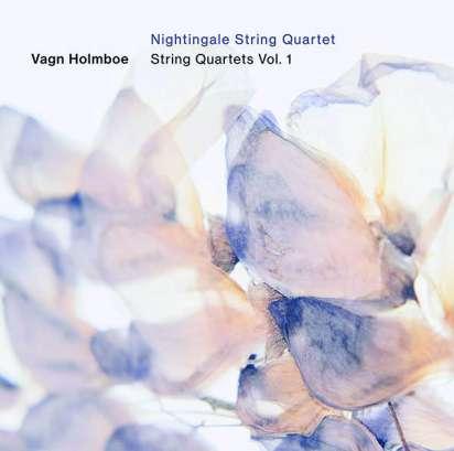 Vagn Holmboe: Sämtliche Streichquartette Vol.1 (CD) – jpc