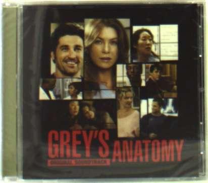 Filmmusik: Grey\'s Anatomy (TV Soundtrack) (CD) – jpc