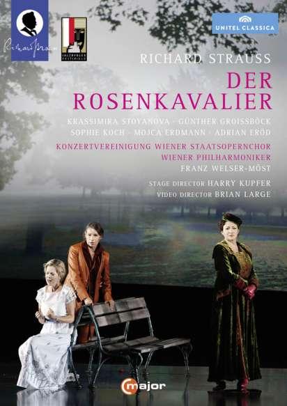 89f1d42b92c96b Richard Strauss  Der Rosenkavalier (2 DVDs) – jpc