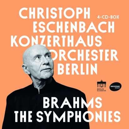 Johannes Brahms: Symphonien Nr.1-4 (4 CDs) – jpc