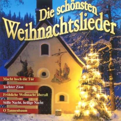 Weihnachtslieder Cd.Die Schönsten Weihnachtslieder