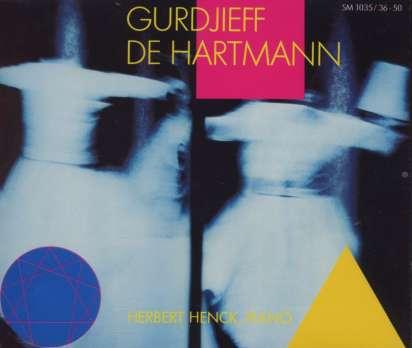 George Ivanovich Gurdjieff: Klavierzyklen