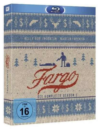 Fargo Staffel 1 Blu Ray
