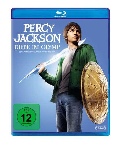 100% high quality most popular online retailer Percy Jackson - Diebe im Olymp (Blu-ray)