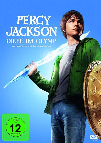 premium selection detailed images fresh styles Percy Jackson - Diebe im Olymp