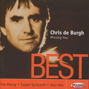 Chris De Burgh Missing You Best Cd Jpc