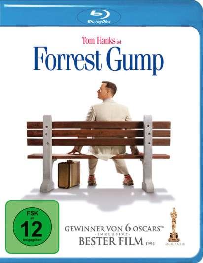 Forrest Gump Blu Ray Jpc