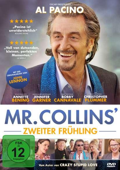 Mr Collins Zweiter Frühling Dvd Jpc