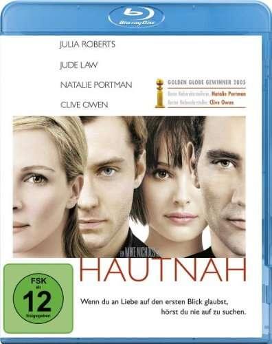 Hautnah Natalie Portman