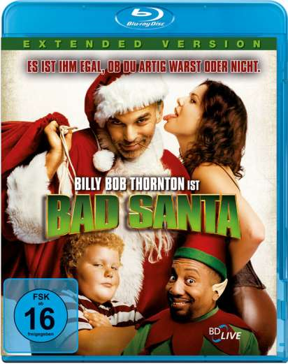 Bad Santa Blu Ray Jpc