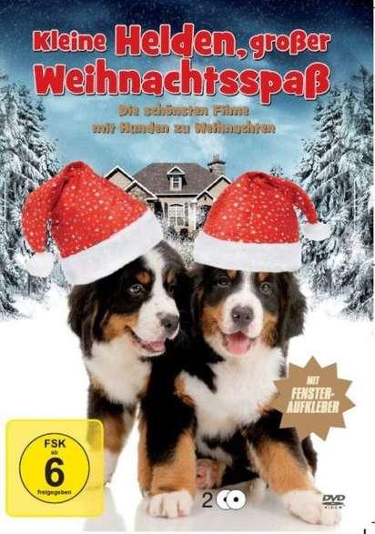 Kleine Helden Großer Weihnachtsspaß 6 Filme Auf 2 Dvds