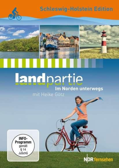 Landpartie Im Norden Unterwegs Schleswig Holstein Edition 2 Dvds Jpc