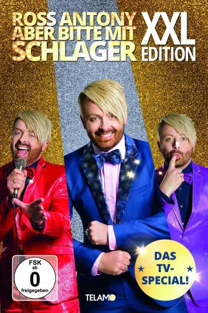 Ross Antony Aber Bitte Mit Schlager Xxl Edition Dvd Jpc