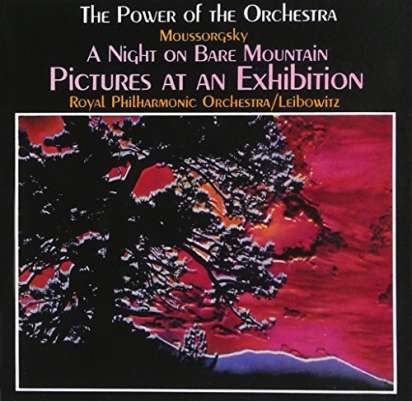Modest Mussorgsky: Bilder einer Ausstellung (Orchesterfassung) (CD) – jpc