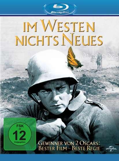 Im Westen Nichts Neues 1930 Blu Ray
