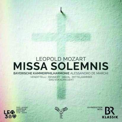 Leopold Mozart: Missa solemnis C-Dur