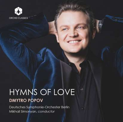 Dmytro Popov - Hymns of Love (CD) – jpc