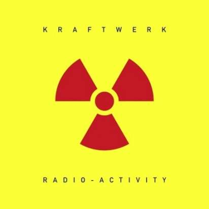 Kraftwerk Radio Activity 180g Remastered International Version