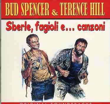 Filmmusik Bud Spencer Terence Hill Sberle Fagioli E Canzoni