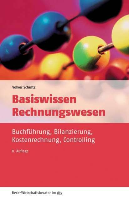 Basiswissen Rechnungswesen Volker Schultz Buch Jpc