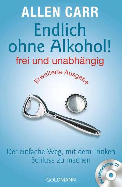 Endlich Ohne Alkohol Frei Und Unabhängig Allen Carr Buch Jpc