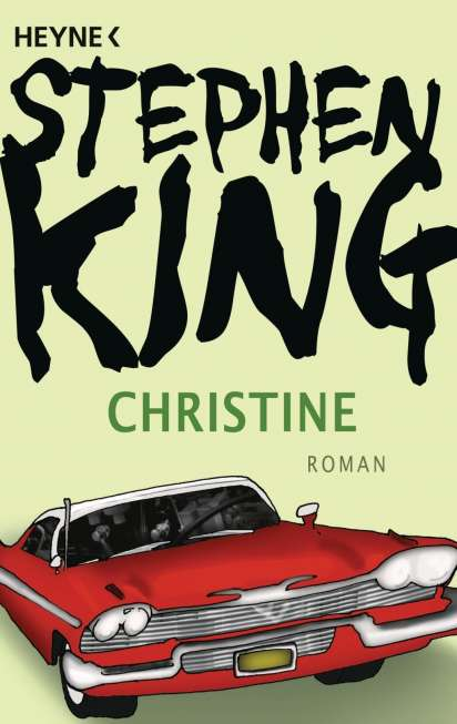 Christine Stephen King Buch Jpc