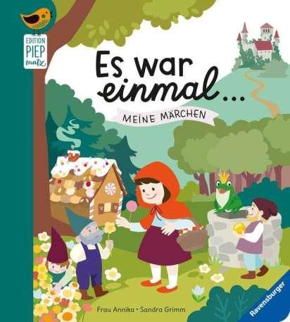 Es War Einmal Meine Marchen Sandra Grimm Buch Jpc