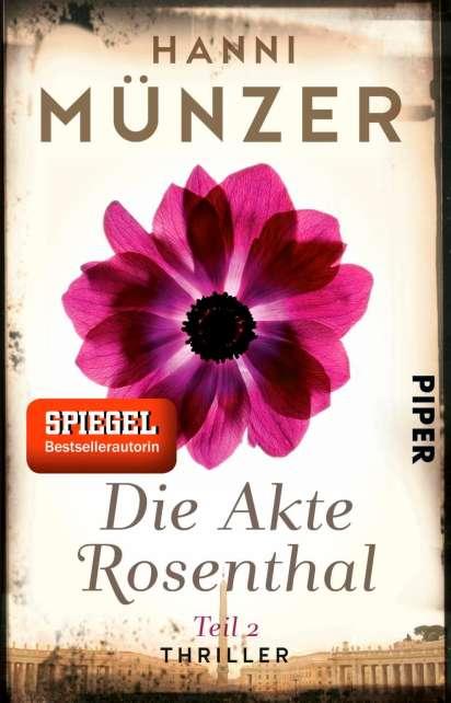 Die Akte Rosenthal 02 Hanni Münzer Buch Jpc