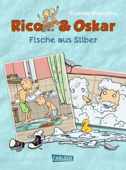 andreas steinhfel rico oscar fische aus silber buch - Andreas Steinhfel Lebenslauf