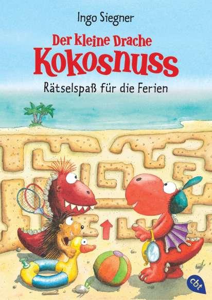 Der Kleine Drache Kokosnuss Rätselspaß Für Die Ferien Ingo