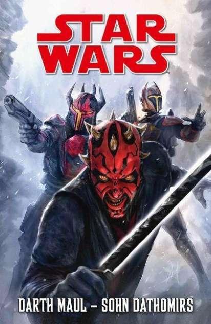 Star Wars Comics Darth Maul Sohn Dathomirs Ein Comicabenteuer