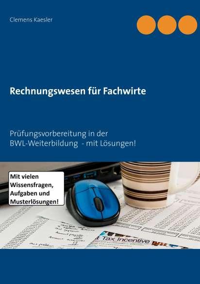 Rechnungswesen Für Fachwirte Clemens Kaesler Buch Jpc