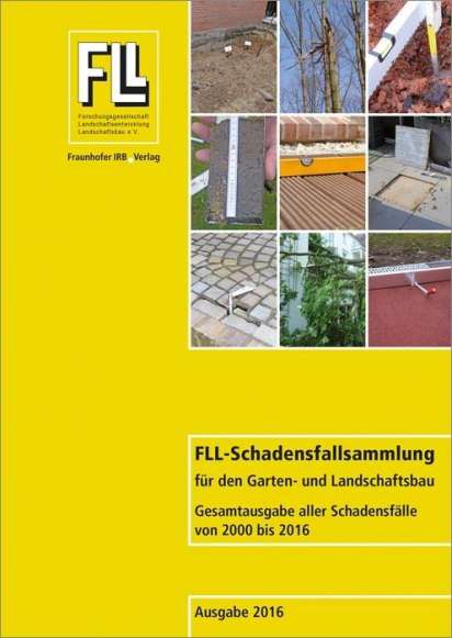 Entzuckend FLL Schadensfallsammlung Für Den Garten  Und Landschaftsbau, Buch