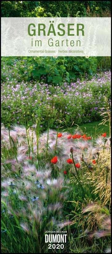 Gräser Im Garten 2020 Dumont Wandkalender Garten Kalender