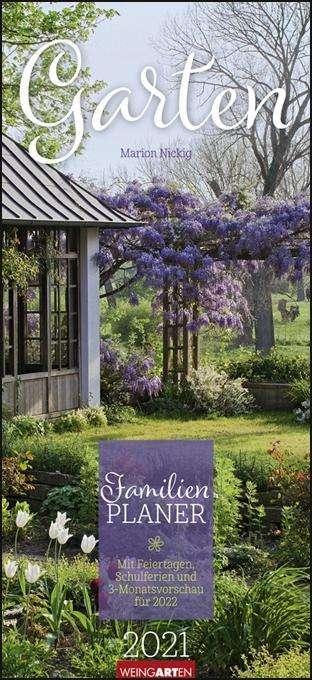 Familienplaner Garten Kalender 2020 Diverse Jpc