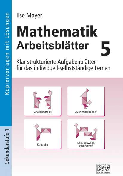 Mathematik Arbeitsblätter 5 - Ilse Mayer (Buch) – jpc