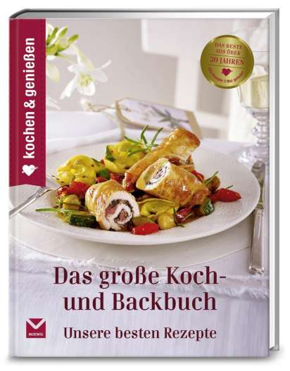 32d37c989d Kochen & Genießen Das große Koch- und Backbuch (Buch) – jpc