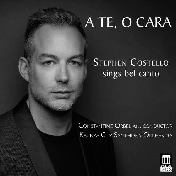 Stephen Costello - A Te, O Cara (CD) – jpc
