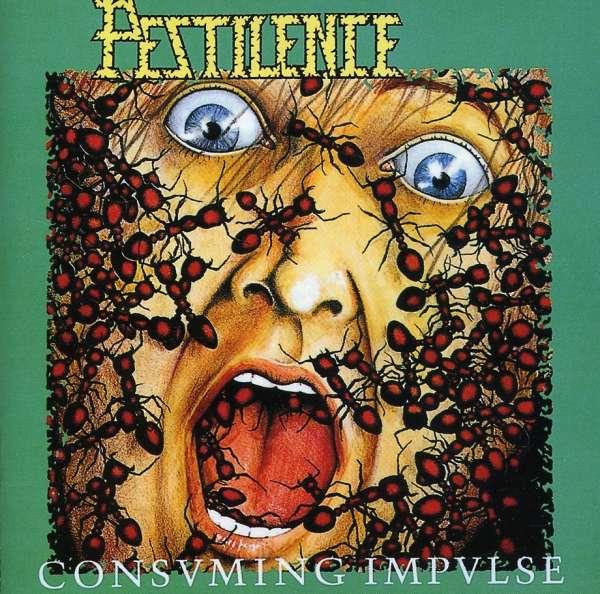 Pestilence Consuming Impulse Cd Jpc