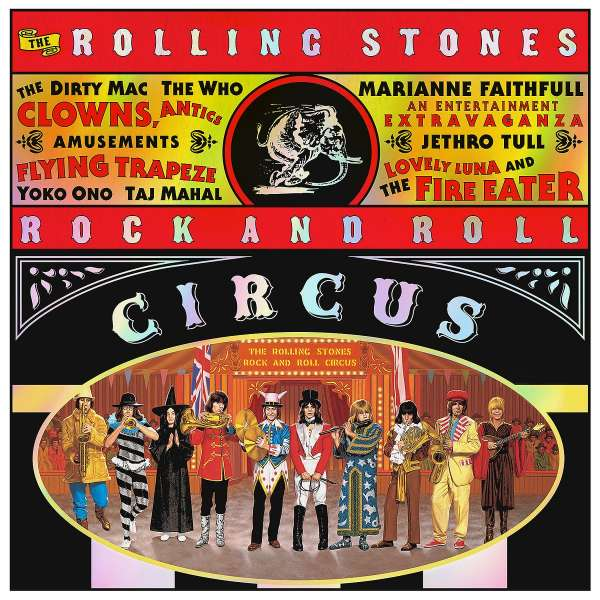 The Rolling Stones: The Rolling Stones Rock And Roll Circus (Expanded-Edition)