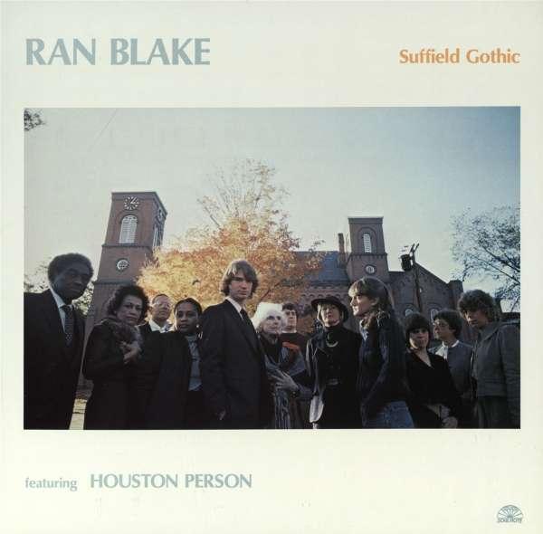 Ran Blake (geb. 1935): Suffield Gothic, LP