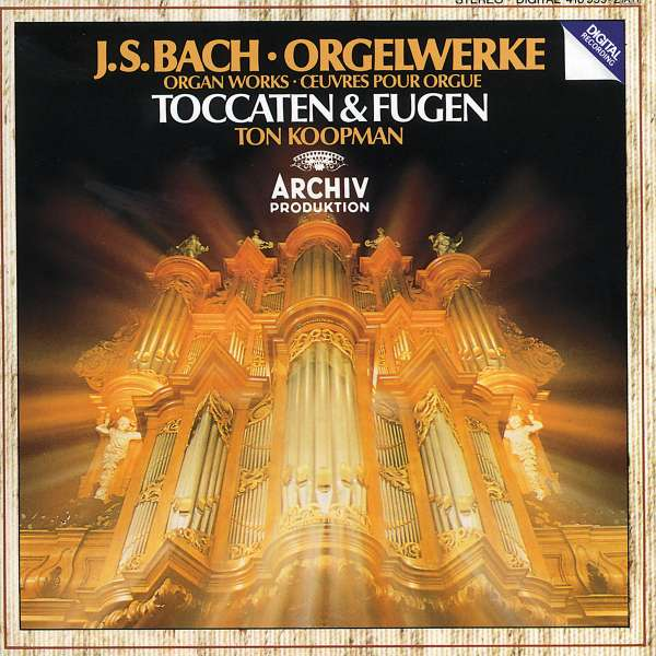 Bach Fugen