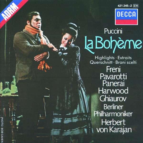 Giacomo Puccini La Boheme Ausz Cd Jpc