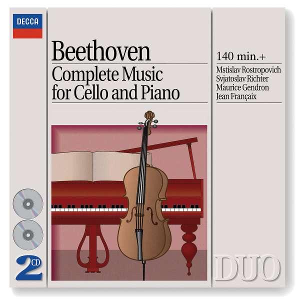 Beethoven Cellosonaten