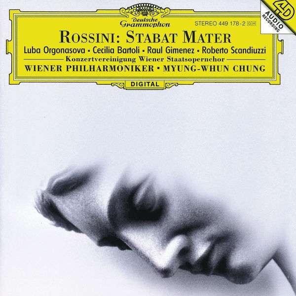 Gioacchino Rossini: Stabat Mater (CD) - jpc